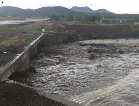 Schultz Fire Flood | Flagstaff Business News