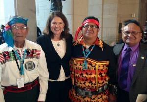 Kirkpatrick Native Code talker