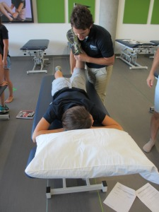 Occupational Therapy: Training the Body and Mind After an Injury
