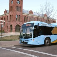 Bus, Mountain Line