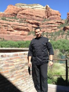Executive Chef Jose Martinez Cooking Up a Delectable Mother's Day