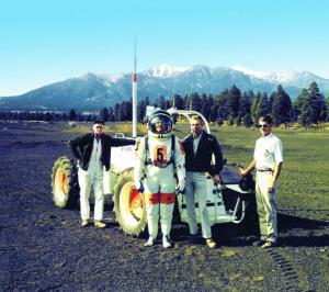Flagstaff's  Lunar  Legacy  Celebrating  the  First  Moon  Landing
