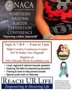 Upcoming Suicide Prevention Conference Designed to Change Statistics