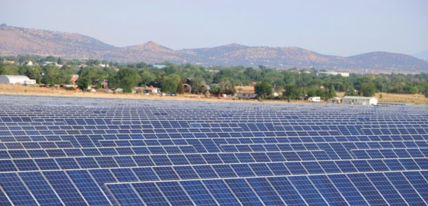 Solar Panels APS