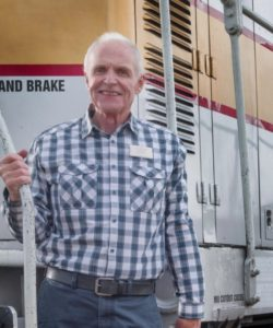 Grand Canyon Railway General Manager: A Man in Motion
