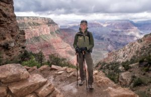 Volunteering to Keep Hikers Safe in the Canyon